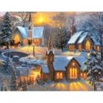 Puzzle  Sunsout-52947 Mark Keathley - Shining Lights