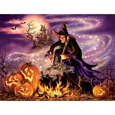 Puzzle Sunsout-57139 XXL Teile - All Hallows Eve