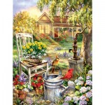 Puzzle  Sunsout-57207 XXL Teile - Spring Song