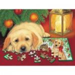 Sunsout-59406 XXL Teile - A Puzzle for Christmas