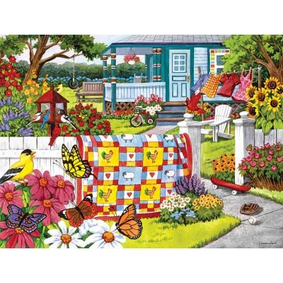 Puzzle Sunsout-62927 XXL Teile - Serene Summer