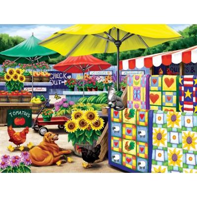 Puzzle  Sunsout-63007 XXL Teile - Farm Stand