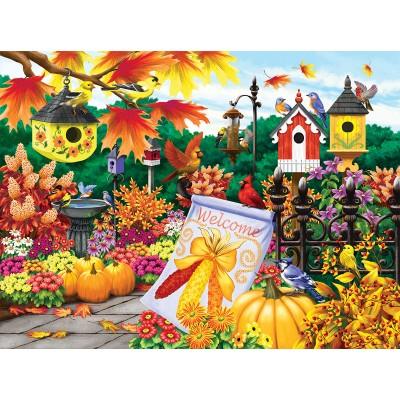 Puzzle  Sunsout-63021 XXL Teile - Welcome Autumn