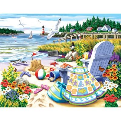 Puzzle  Sunsout-63061 XXL Teile - Essence of Summer