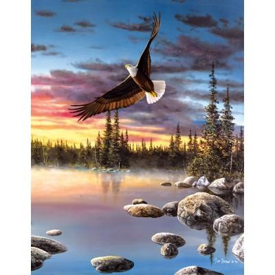 Puzzle  Sunsout-67397 XXL Teile - Jim Hansel - Sky Dancer