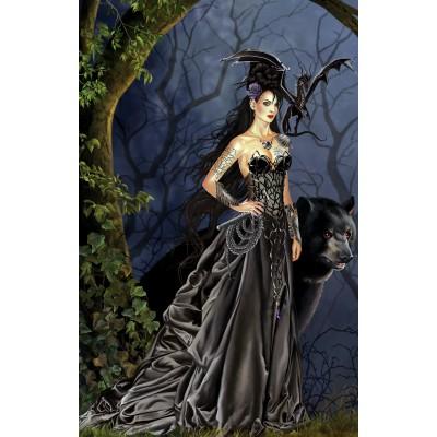 Puzzle  Sunsout-67664 Nene Thomas - Mistress of the Lycani