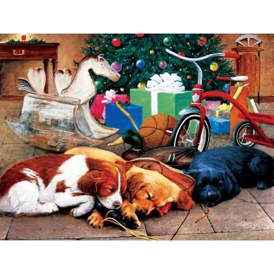 Puzzle  Sunsout-73421 XXL Teile - Christmas Dreams