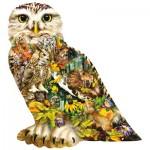 Puzzle  Sunsout-95078 Lori Schory - Forest Messenger