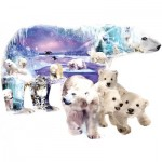 Puzzle  Sunsout-96022 Alixandra Mullins - Polar World