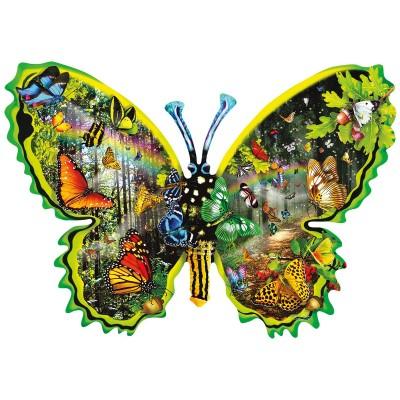 Puzzle  Sunsout-97035 Lori Schory - Butterfly Migration