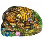 Puzzle  Sunsout-97285 XXL Teile - Lori Schory - Tortoise Crossing