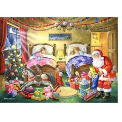 Puzzle  The-House-of-Puzzles-1660 Christmas Collectors Edition No.4 - Christmas Dreams