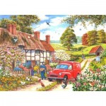 Puzzle  The-House-of-Puzzles-1875 XXL Teile - Daily Delivery