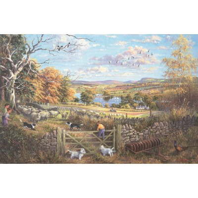Puzzle  The-House-of-Puzzles-2520 Counting Sheep