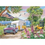 Puzzle  The-House-of-Puzzles-2780 XXL Teile - Summer Holiday