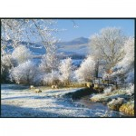 Puzzle  The-House-of-Puzzles-2803 XXL Teile - Touch Of Frost