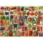 Puzzle  The-House-of-Puzzles-3015 XXL Teile - Five A Day
