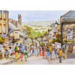 Puzzle  The-House-of-Puzzles-3565 XXL Teile - Summer Morning