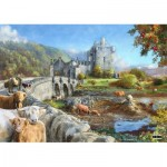 Puzzle  The-House-of-Puzzles-3626 Highland Morning