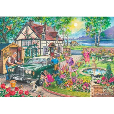Puzzle  The-House-of-Puzzles-3664 Pride & Joy