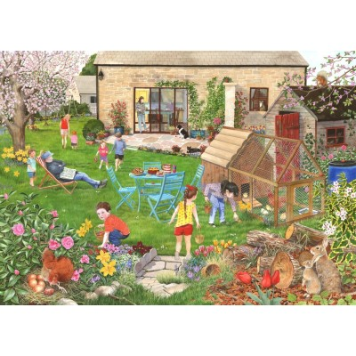 Puzzle  The-House-of-Puzzles-4401 Egg Hunt