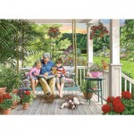 Puzzle  The-House-of-Puzzles-4562 XXL Teile - Storytime