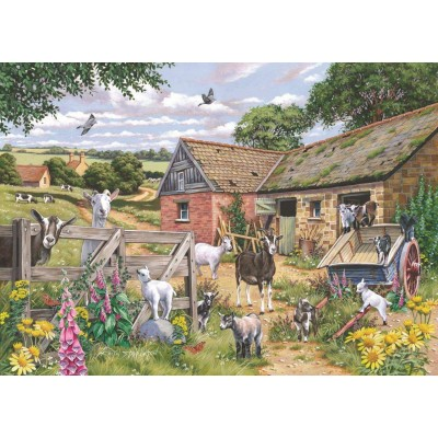 Puzzle The-House-of-Puzzles-4906 XXL Teile - Just Kidding