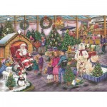 Puzzle  The-House-of-Puzzles-4951 Find the Differences No.17 - Deck The Halls