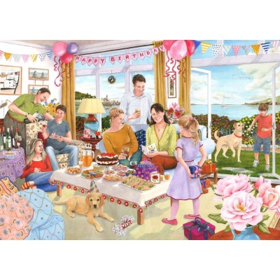 Puzzle  The-House-of-Puzzles-4982 Happy Birthday