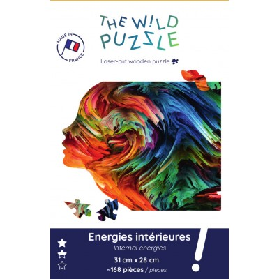 The-Wild-Puzzle-759849 Wooden Puzzle - Internal Energies