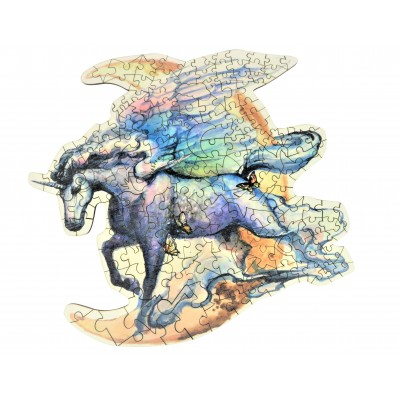 The-Wild-Puzzle-759856 Wooden Puzzle - The Flying Unicorn