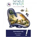 The-Wild-Puzzle-759962 Wooden Puzzle - Newborns