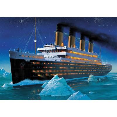 Puzzle  Trefl-10080 Titanic
