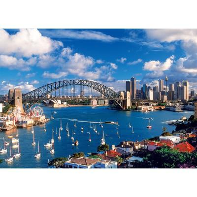 Puzzle Trefl-10206 Port Jackson, Sydney