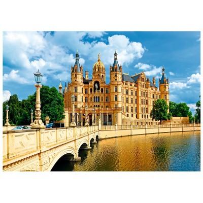 Puzzle  Trefl-10430 Schwerin Palace