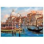 Puzzle  Trefl-10460 Canal Grande, Venedig