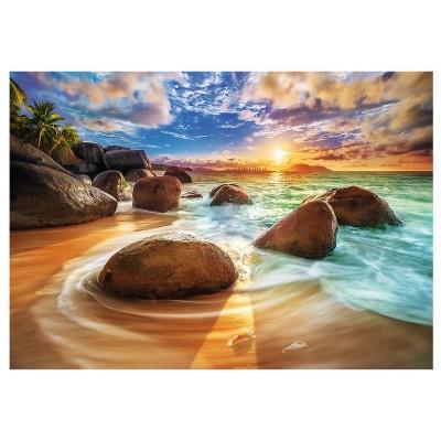 Puzzle  Trefl-10461 Samudra Beach, India