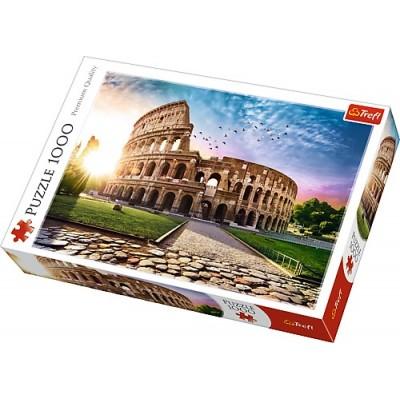 Puzzle Trefl-10468 Kolosseum, Rom