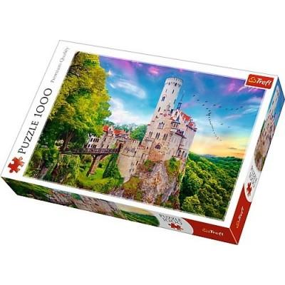Puzzle  Trefl-10497 Schloss Lichtenstein