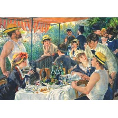 Puzzle  Trefl-10499 Pierre-Auguste Renoir - Das Frühstück der Ruderer