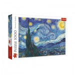 Puzzle  Trefl-10560 Vincent Van Gogh - Sternennacht
