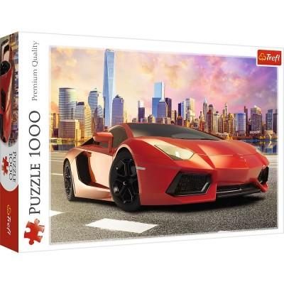 Puzzle Trefl-10601 Sunset Ride