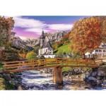 Puzzle  Trefl-10623 Bayern - Herbst