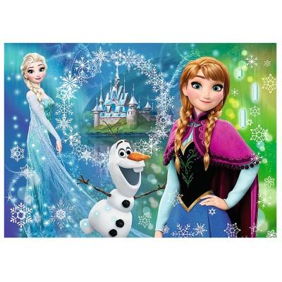 Puzzle Trefl-13207 Frozen - Die Eiskönigin