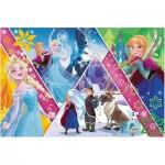 Puzzle  Trefl-13238 XXL Teile - Frozen