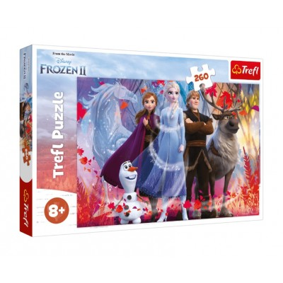 Puzzle  Trefl-13250 XXL Teile - Frozen II