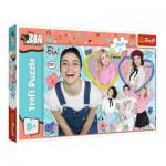 Puzzle  Trefl-13258 XXL Teile - Disney Bia