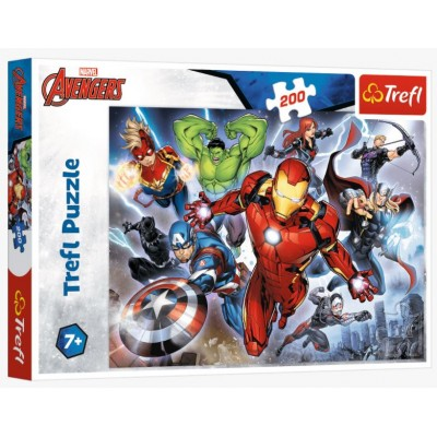Puzzle  Trefl-13260 Avengers