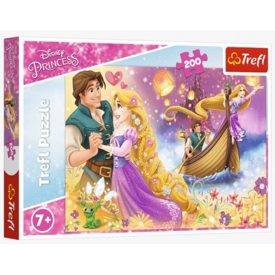 Puzzle  Trefl-13267 The Magical World of Princesses