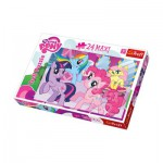 Trefl-14182 Maxipuzzle - Mein kleines Pony
